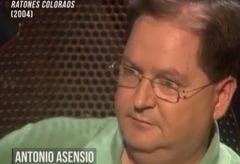 Antonio Asensio declaró que a su madre la mató su padre