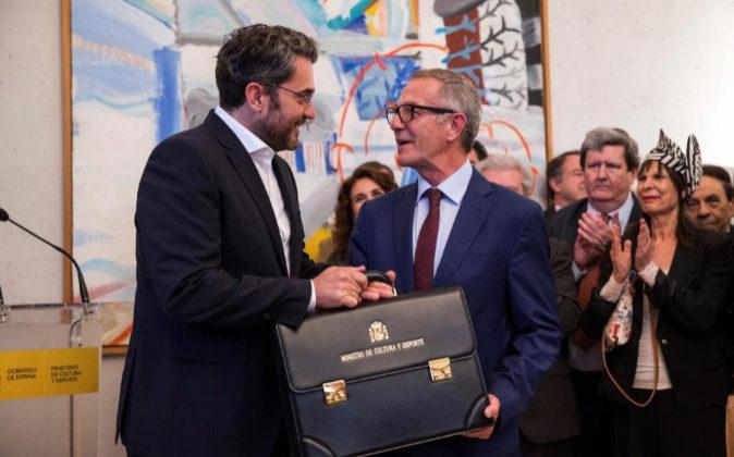 Pepe Guirao: por fin un ministro almeriense