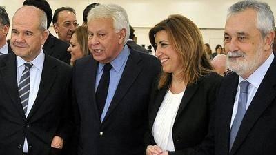 Ciudadanos y la Andalucía corrupta