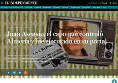 Juan Asensio, el capo que controló Almería y fue ejecutado en su portal