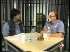 Juan Asesio en la cárcel
