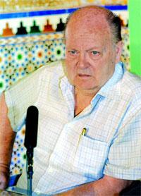 Juan Asensio (Foto: Encani Salas)