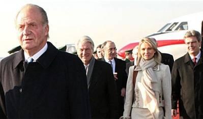 La prensa, complice de Juan Carlos