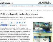 La vida de Juan Asensio pide a gritos un buen guión cinematográfico Por Óscar Lezameta